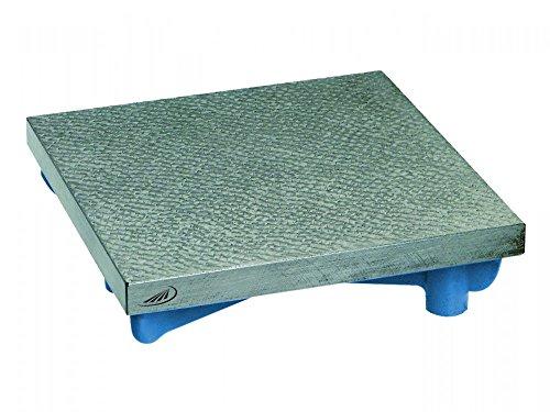 HELIOS-PREISSER 0478115 Prüfplatte aus Spezialguss, 300 x 300 mm