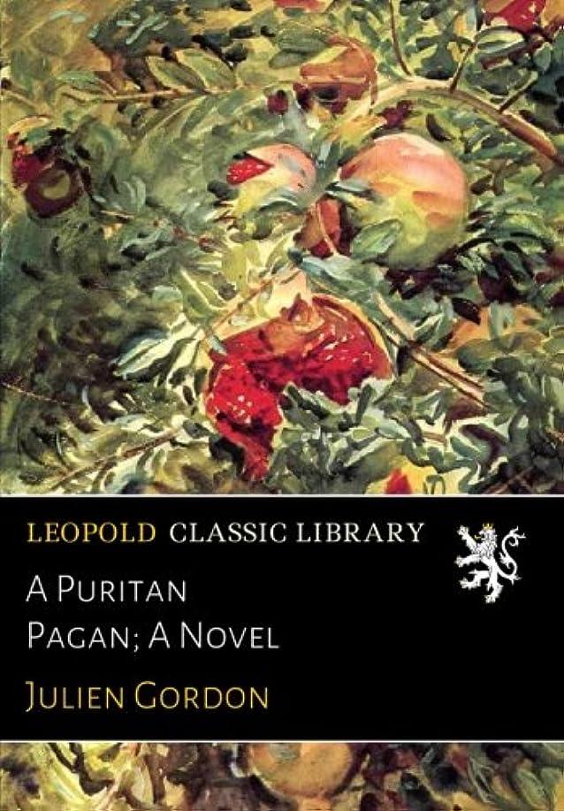 A Puritan Pagan; A Novel