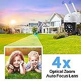 Zoom IMG-1 4x zoom ottico telecamera wifi