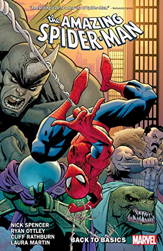 Amazing Spider-Man by Nick Spencer Vol. 1: Back To Basics (Amazing Spider-Man (2018-)) (English Edition)
