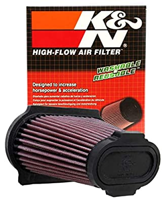 K&N Engine Air Filter: High Performance, Premium, Powersport Air Filter: 2001-2005 YAMAHA (YFM660R Raptor) YA-6601