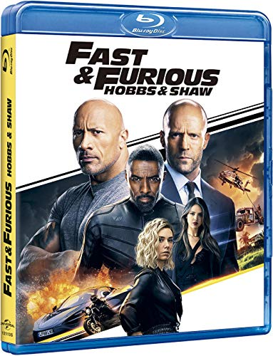 Fast & Furious: Hobbs & Shaw (BD) [Blu-ray]