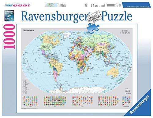 Ravensburger - Mapamundi político