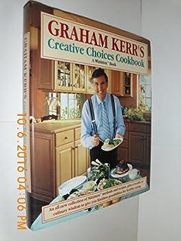 Hardcover Creative Choices Cookbook Book