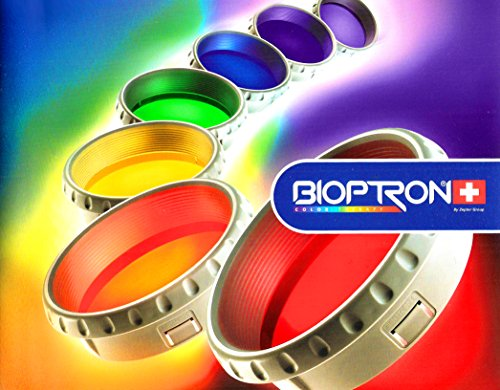 Big Save! Colour Therapy Set ONLY (for Zepter Bioptron Pro 1)