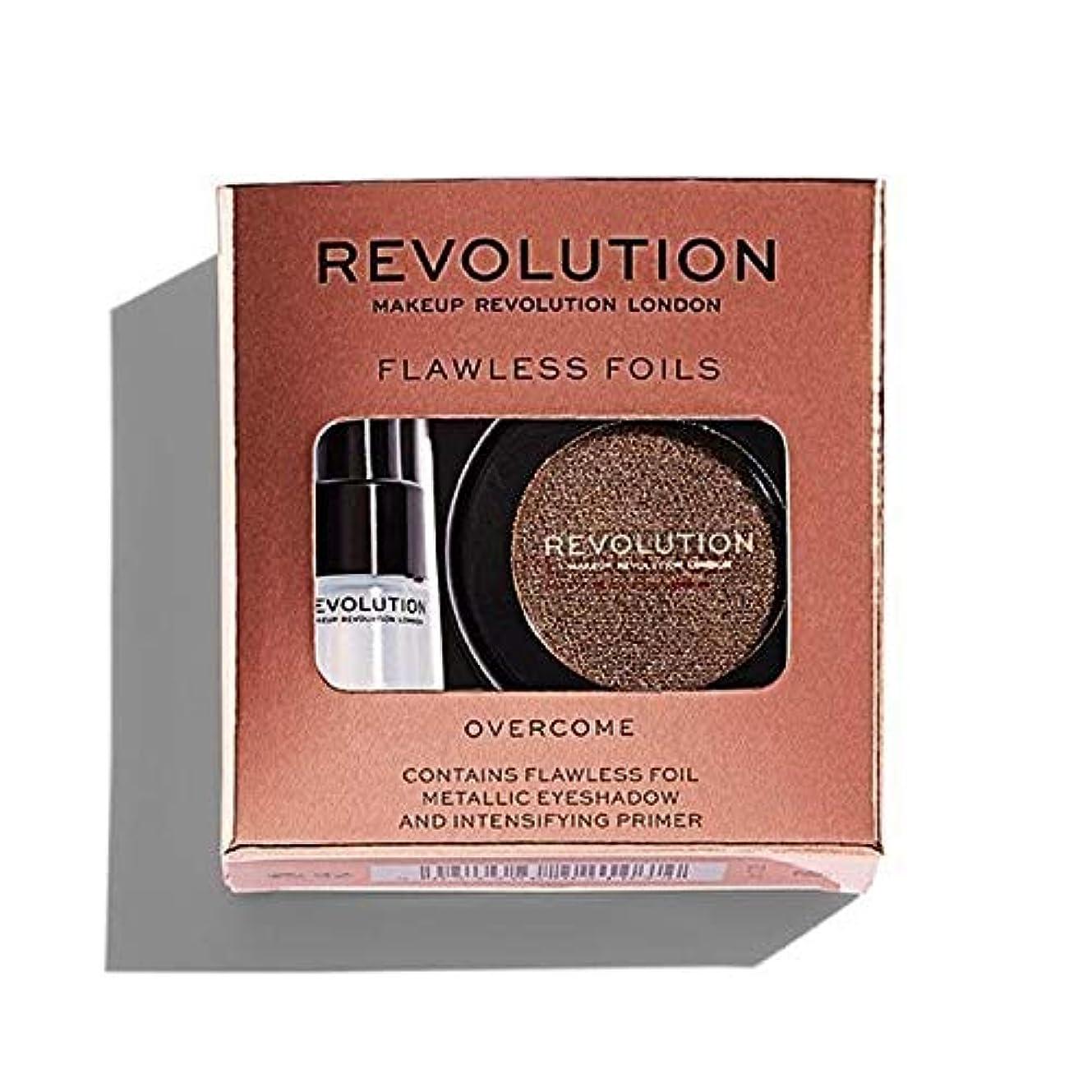 中絶コンテンポラリーガム[Revolution ] 克服革命完璧な箔 - Revolution Flawless Foils Overcome [並行輸入品]