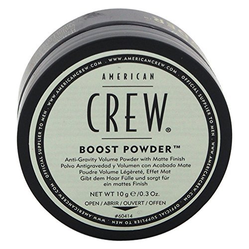 American Crew Boost Powder for Men, 0.3 Ounce by AMERICAN CREW