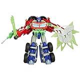 Transformers Prime Beast Hunters Voyager Class Optimus Prime Figure