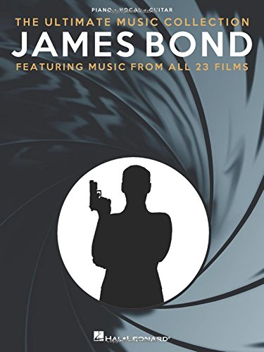 The Ultimate Colllection James Bond: Piano/Vocal/Guitar Updated Edition
