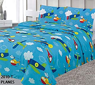 Sports Football Soccer Soccer Patch Style Coverlet for Boys Girls Full Patch Sport Quilt Sapphire Home 6pc Kids Teens Full Bedspread Quilt Set with Matching Curtains Panels 84 Length