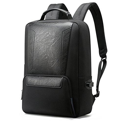 beibao shop Backpack - Ordinateur Portable Sac à Dos USB Port de Charge étanche Business Computer Sac à Dos Grand Compartiment 15 Pouces Sac d'ordinateur Portable