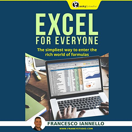 Excel for Everyone audiobook cover art