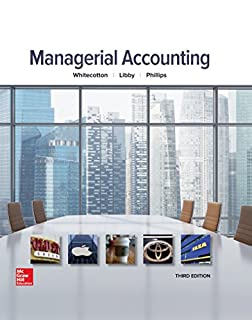 Managerial Accounting (0077826485) | Amazon price tracker / tracking, Amazon price history charts, Amazon price watches, Amazon price drop alerts