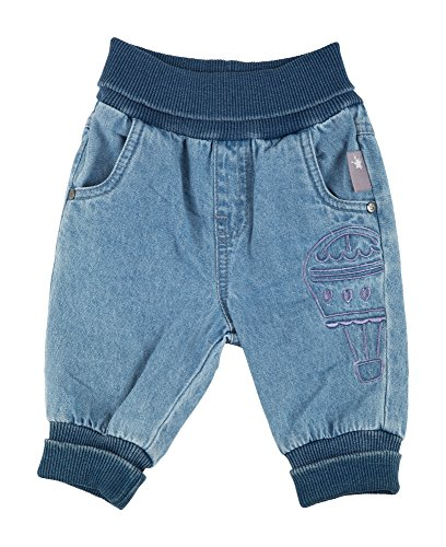 Sigikid Mädchen, Baby Jeans, Blau (Denim Light Blue 590), 80