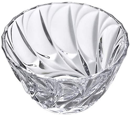 アデリア(ADERIA) ガラス食器 小鉢 クリア 直径12×高6.5cm ソワール みつ豆鉢 日本製 168