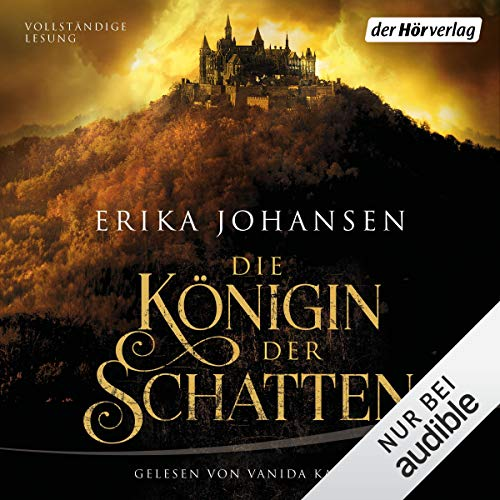 Die Königin der Schatten 1 audiobook cover art