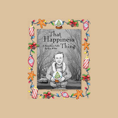 That Happiness Thing audiobook cover art
