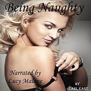 Being Naughty audiobook cover art