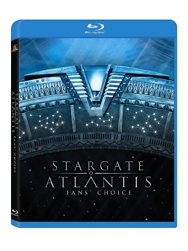 Stargate Atlantis: Fan's Choice [Blu-ray] [Import]