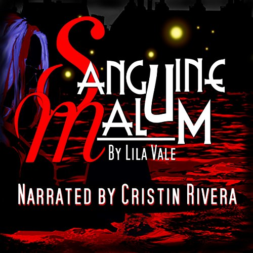 Sanguine Malum audiobook cover art