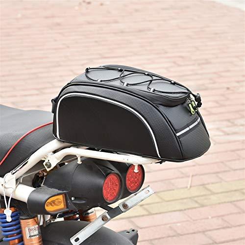 Gran Capacidad 7L-Bolso de la Bicicleta, a Prueba de Agua de una Silla Porta equipajes Carrier Bolsa de Alquiler de Bicicletas de montaña eléctrica