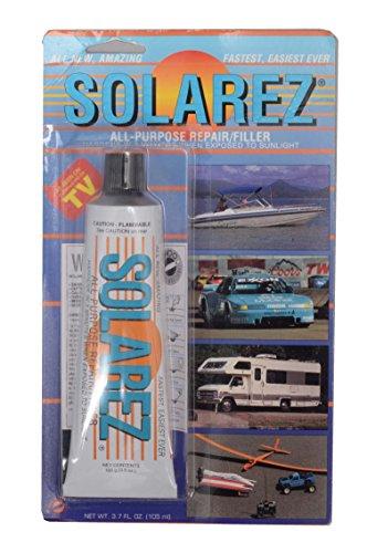 Solarez – Reparación de reparación para todo tipo de pureza, resina, talla única, -