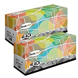 Acceprint MLT-D116L Paquete de 2 Cartuchos de tóner Negro para Samsung ML-1640 ML-1640K ML-1641 ML-1642 ML-1642K ML-1645 ML-2240 ML-2240K ML-2241 ML-2241K