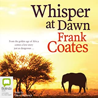 Whisper at Dawn cover art