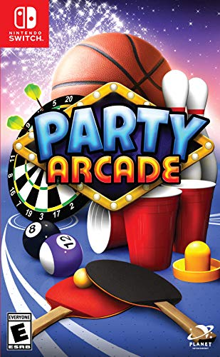 Party Arcade – Nintendo Switch