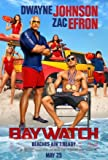 Import Posters Baywatch - Dwayne Johnson – US Movie Wall