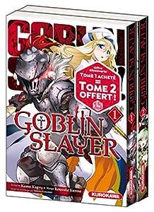 Goblin Slayer Pack découverte One-shot