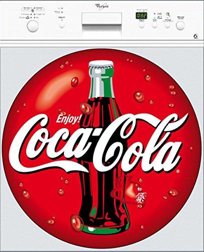 StickersNews Adesivo o Magnet Lavastoviglie. Coca Cola, Magnet 60x60cm