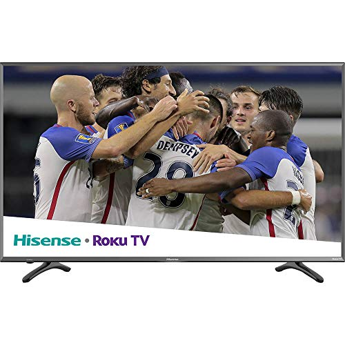 """Hisense Roku TV 43"""" class R7E (42.6"""" diag.) 4K UHD Roku TV with HDR (43R7080E)"""