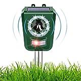 Best Cat Repellents - Cat Repellent Garden, Ultrasonic Animal Repellant, Outdoor Adjustable Review