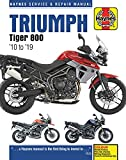 Coombs, M: Triumph Tiger 800 (10 -19): Model History - Pre-Ride Checks - Wiring Diagrams - Tools & W...