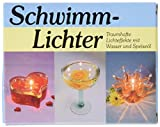 TF Handelsagentur 4260254792007 - Soporte para velas flotantes (plástico, 5 unidades), transparentes