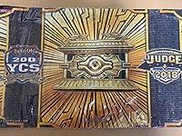 遊戯王 封印の黄金櫃 JUDGEプレイマット