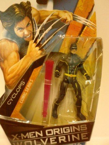 Toy Rocket X-Men Origins Wolverine Comic Series 3 3/4 Inch Action Figure Cyclops