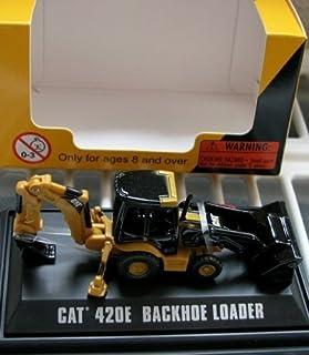 Norscot CAT 420E Backhoe Loader 1:87 by Norscot