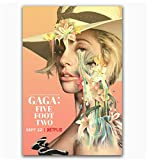 ASLKUYT Lady Gaga Five Foot Two 2017 Netflix Documenta