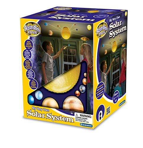 Brainstorm RC Illuminated Solar System