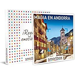 Smartbox - Caja Regalo - Magia en Andorra - Idea de Regalo - 1 Noche con Desayuno y Cena o SPA o 2 Noches con Desayuno para 2 Personas