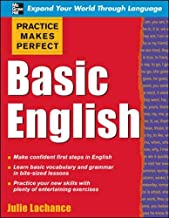 Practice Makes Perfect: Basic English (Practice Makes Perfect Series)