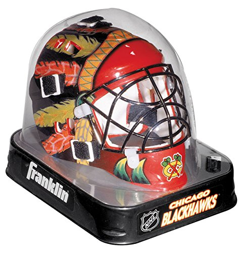 Franklin NHL Chicago Blackhawks Mini Goalie Mask