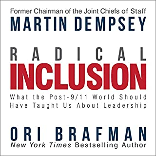 Radical Inclusion audiobook cover art