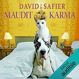 Maudit karma                   De :                                                                                                                                 David Safier                               Lu par :                                                                                                                                 Barbara Gateau                      Durée : 6 h et 55 min     46 notations     Global 4,1