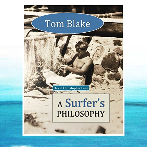 Tom Blake audiobook cover art