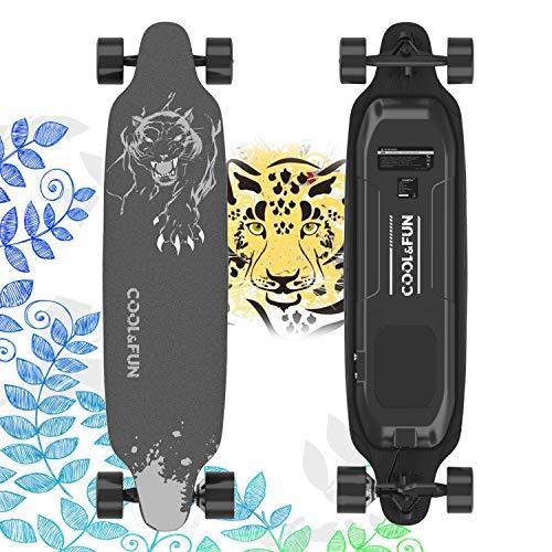 MARKBOARD Electric Skateboard, Electric Longboard skateboard...