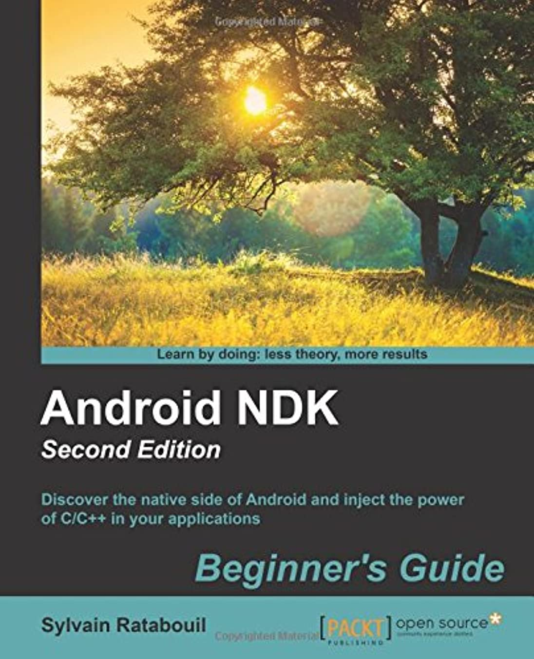 トレイインタビュー小川Android Ndk Beginner's Guide