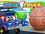 Super Truck the Transformer - Súper camión